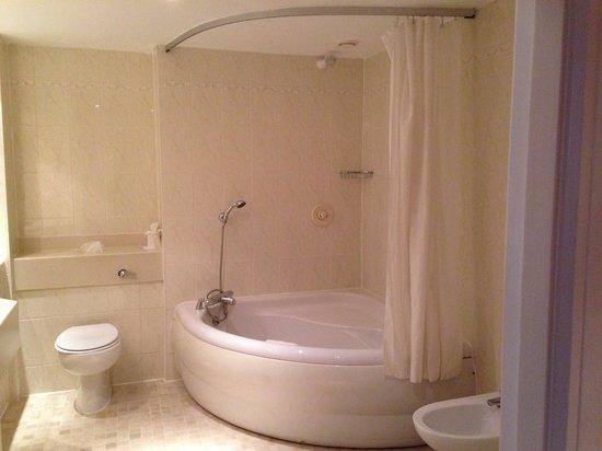 Best Western Plus Stoke-On-Trent Moat House: Bathroom