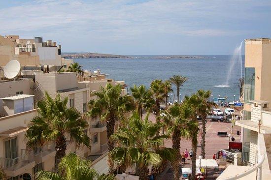 Primera Hotel: вид с номера отеля