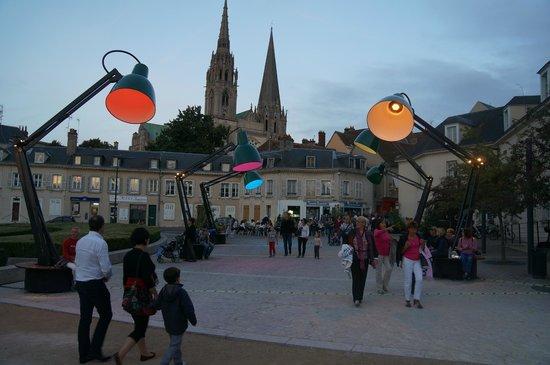Mercure Chartres Centre Cathedrale : Cathédrale