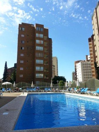 Servigroup Rialto: Foto del área de piscina