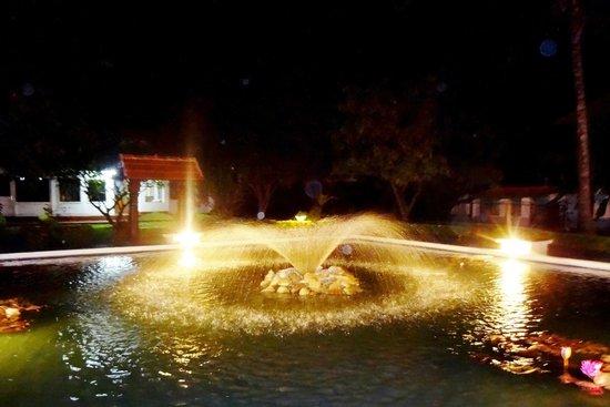 AyurvedaGram Heritage Wellness Centre: BEAUTIFUL  FOUNTAIN