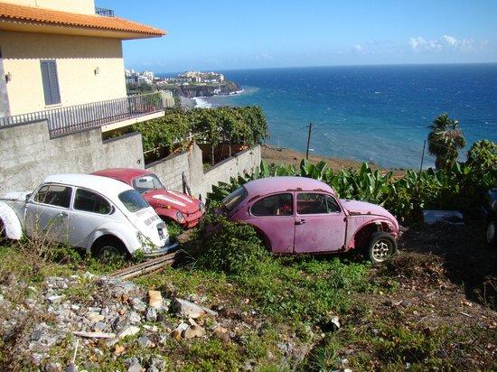 Orca Praia Hotel : Музей машин