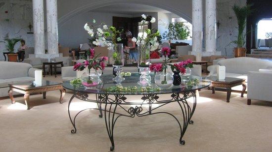 Djerba Plaza Hotel & Spa : décor floral