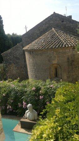 L'Hort de Sant Cebrià: Vista habitació num. 3