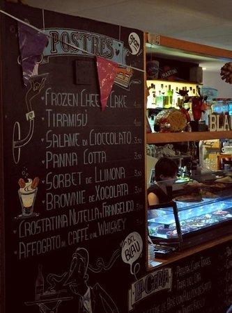 Blau Cucina e Caffé: La Dolce Vita...