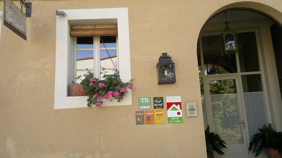 l'Hort de Sant Cebria : Entrada Principal
