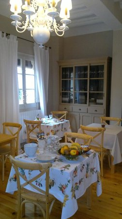 L'Hort de Sant Cebrià: Sala d'esmorçar