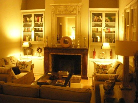 L'Hort de Sant Cebrià: Sala de descans