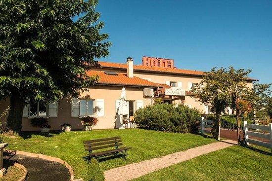 Hotel Des Grands Vins: Hotel