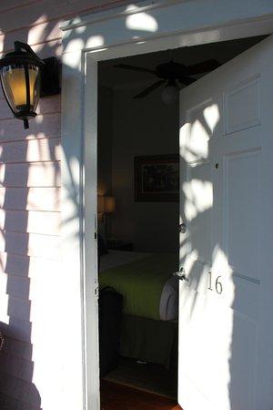 Cypress House Hotel : Key West: Zimmer von außen