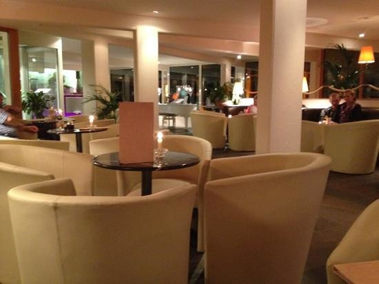 Mercure Hotel Panorama Freiburg - Chez Eric: Bar