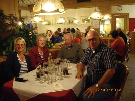Wilma, Renate, Horst u. Peter - Foto di Ristorante Pizzeria ...