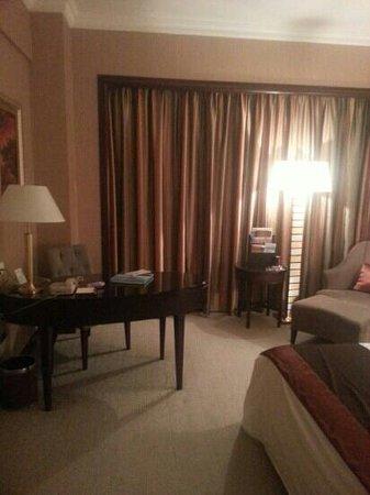 Guangzhou Grand International Hotel: living room