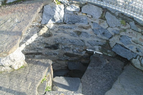 Kilkenny, Irland: Top of Stairs For Tower
