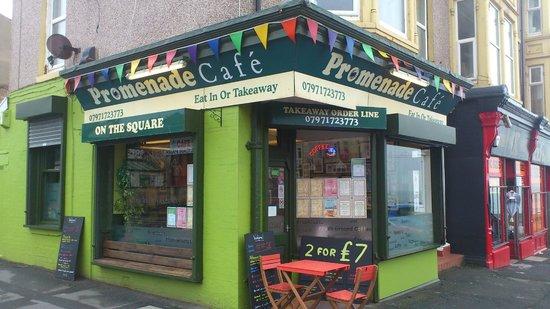 The Promenade Cafe
