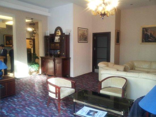 First Apart Hotel : Lobby