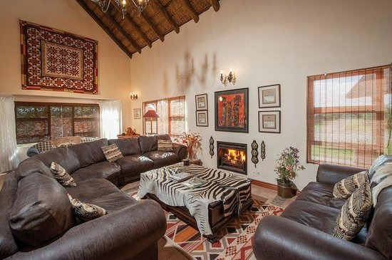 Happy Jackal Guest House : Beautiful lounge at the Happy Jackal