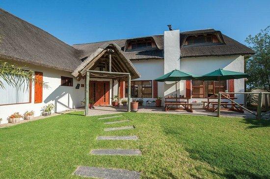 Happy Jackal Guest House : Entrance