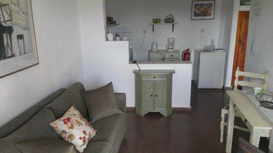 Villa Galini : Room