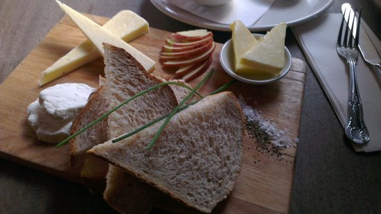 Mark Addy: Smell my cheese!