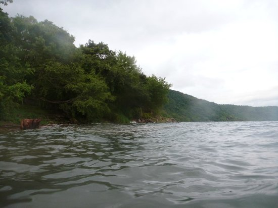 Paradiso Hostel : kayak