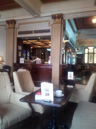 Wynn's Hotel: Wynn's Bar/lounge