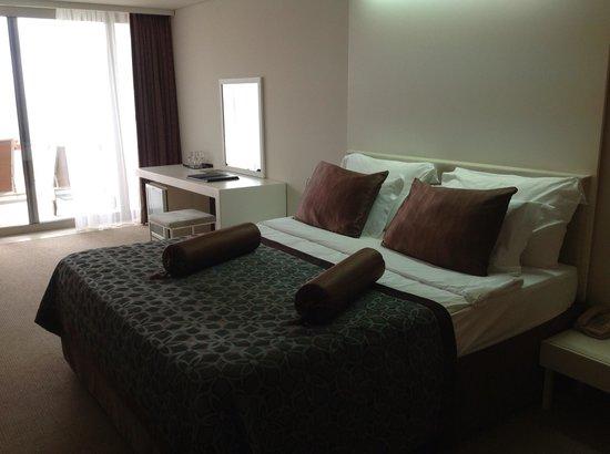 Rixos Hotel Libertas : Habitación superior vista mar