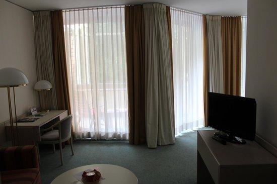 Hotel Rothof Bogenhausen: Номер