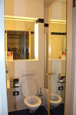 Hotel Rothof Bogenhausen: Ванная комната