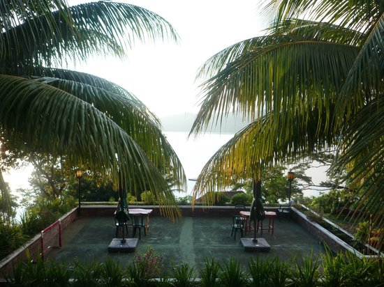 Paradiso Hostel : zen
