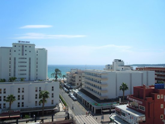 Protur Atalaya Apartments: View from our room