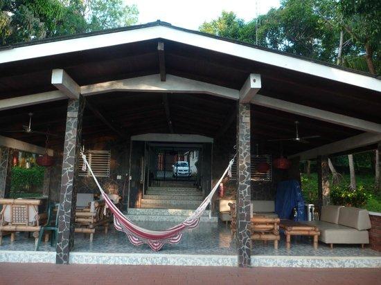 Paradiso Hostel : partie