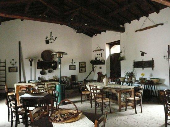Agriturismo Fondo Cipollate: Sala de desayuno