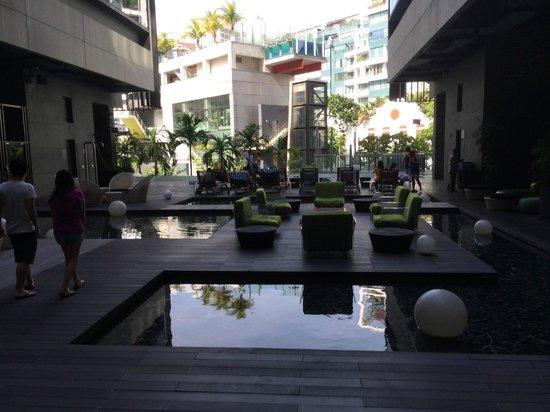 Studio M Hotel : Pool