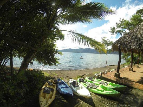 Paradiso Hostel: plage du paradiso