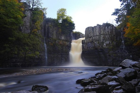 High Force Waterfall: High Force 20th October 2013