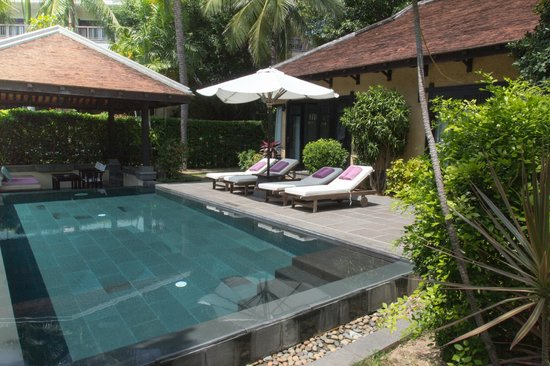 Anantara Mui Ne Resort: Villa pool