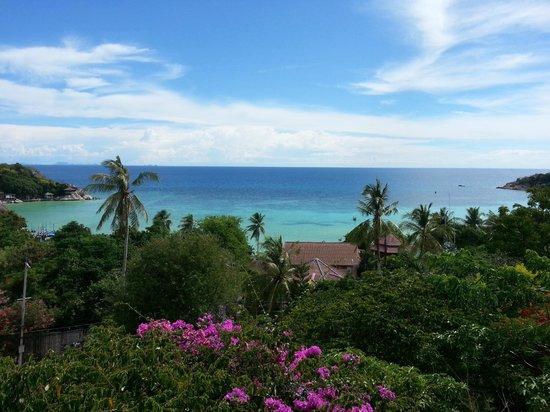 Ko Tao Resort: vistas