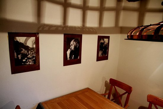 Pivovar CERNY OREL: Restorant