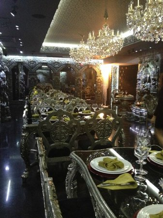 Sutra Indian Restaurant : special decor