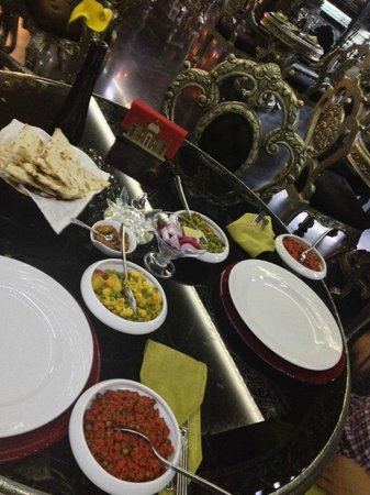 Sutra Indian Restaurant : Great food