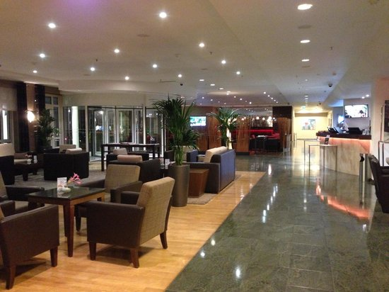 Hilton Bonn Hotel : hall