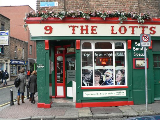 The Lotts Cafe Bar