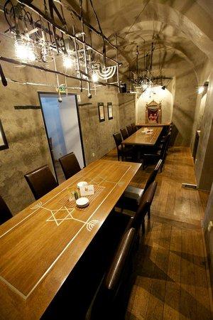 Pivovar CERNY OREL: Restaurant