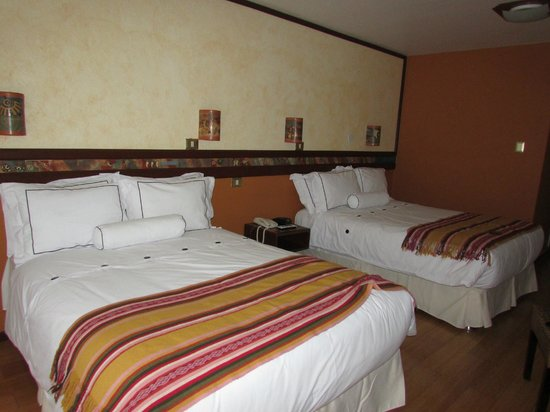 Taypikala Hotel Machupicchu : Habitación