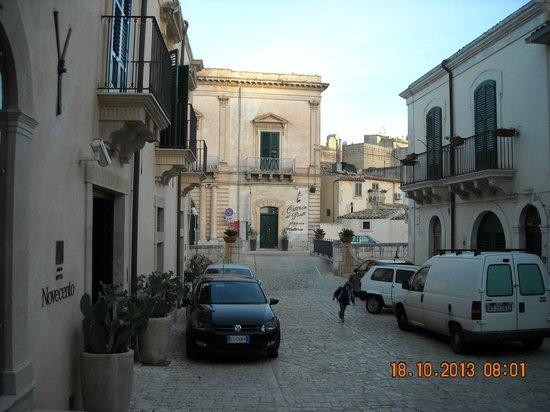 Hotel Novecento: Piazzetta