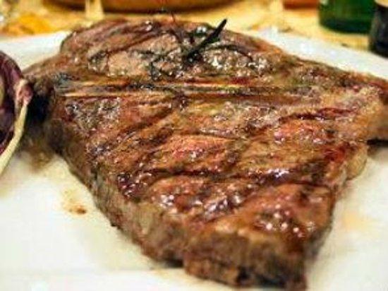 Piatto di carne