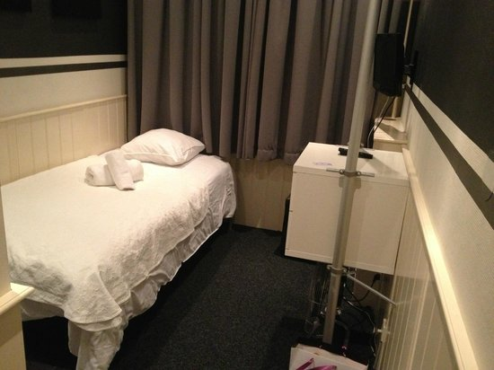 Bella Vista Scheveningen: Eenpersoonskamer