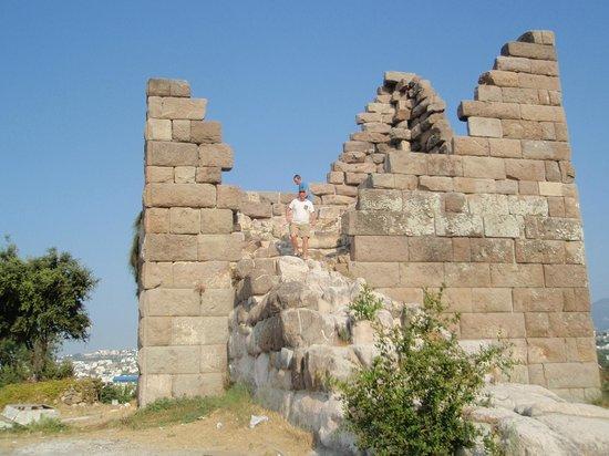 Myndos Gate: Det der er tilbage af Myndus port