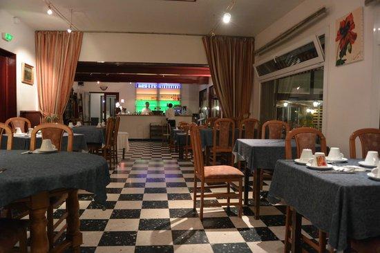 Hotel Eden Lac : Salle à manger